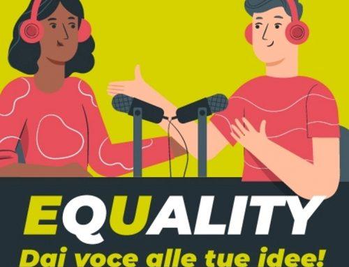 EqUality: diamo voce alla parità di genere!